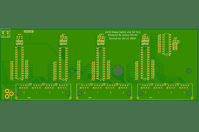 LUCII Switch Link 12 V1.1